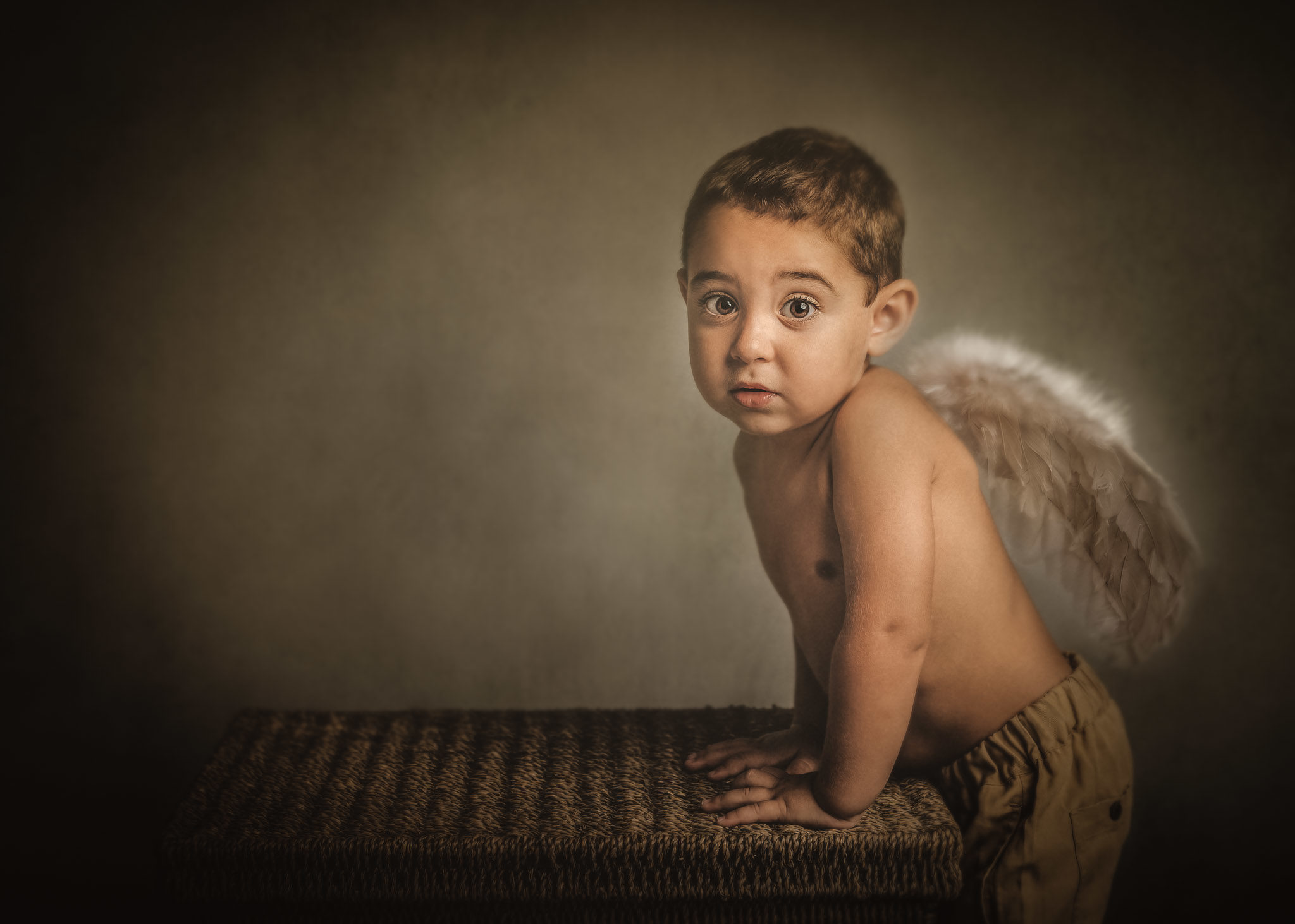DAVID (2 AÑOS) - LITTLE ANGELS 2018
