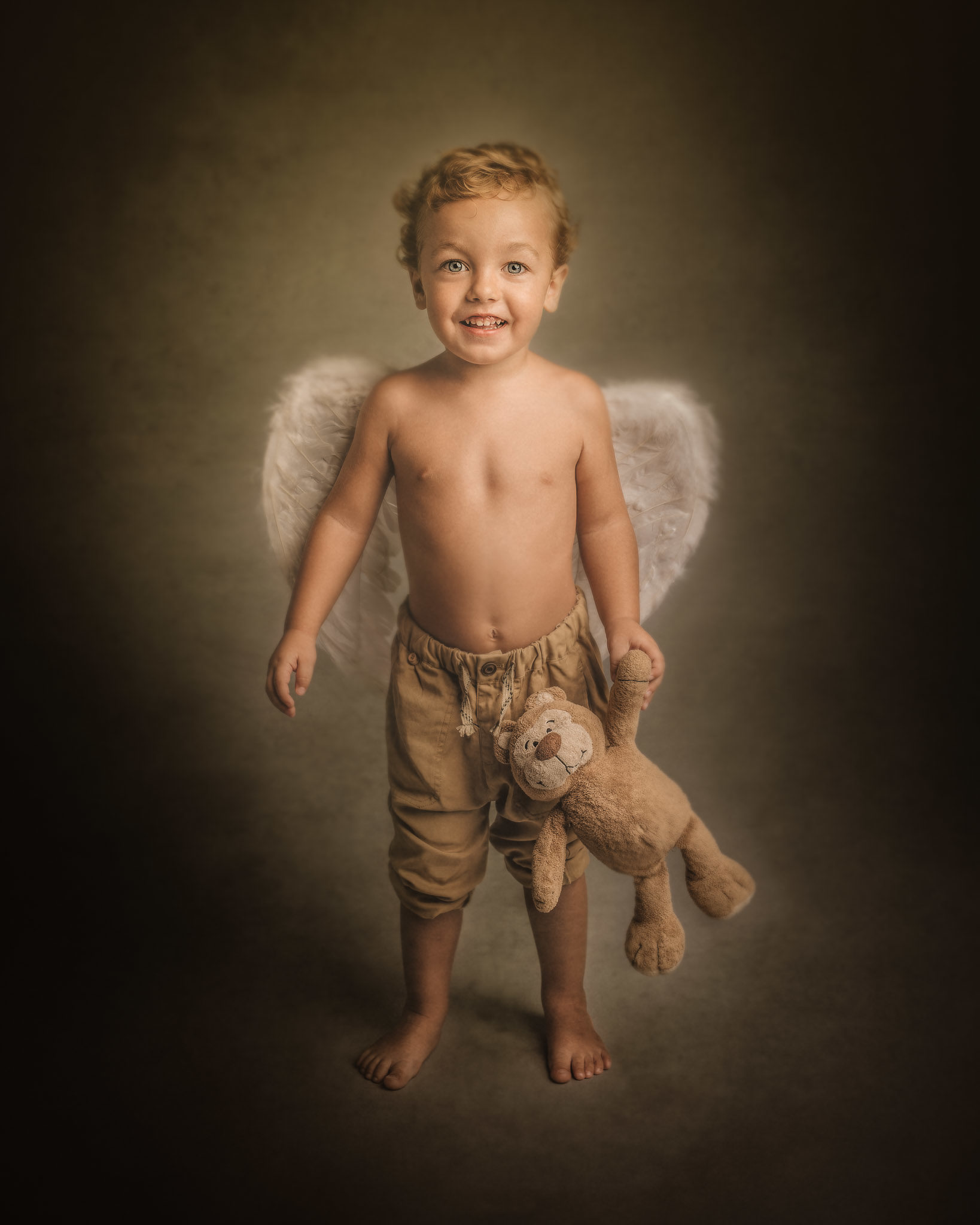 MARC (3 AÑOS) – LITTLE ANGELS 2018