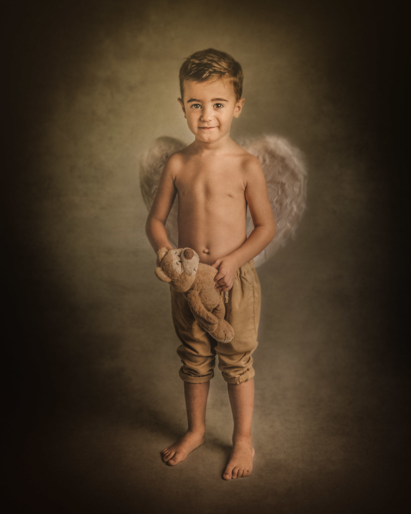HUGO (3 AÑOS) – LITTLE ANGELS 2018