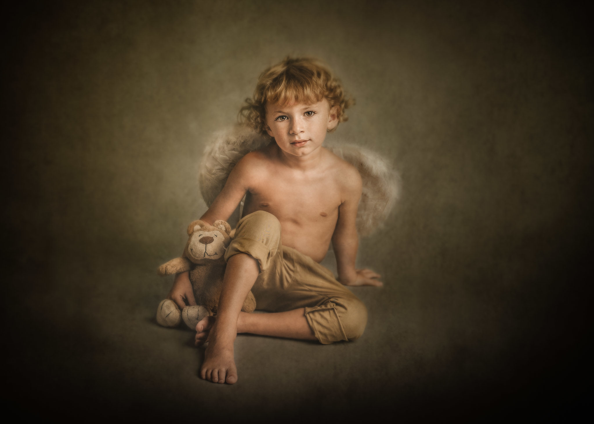 LIAM (4 AÑOS) – LITTLE ANGELS 2018