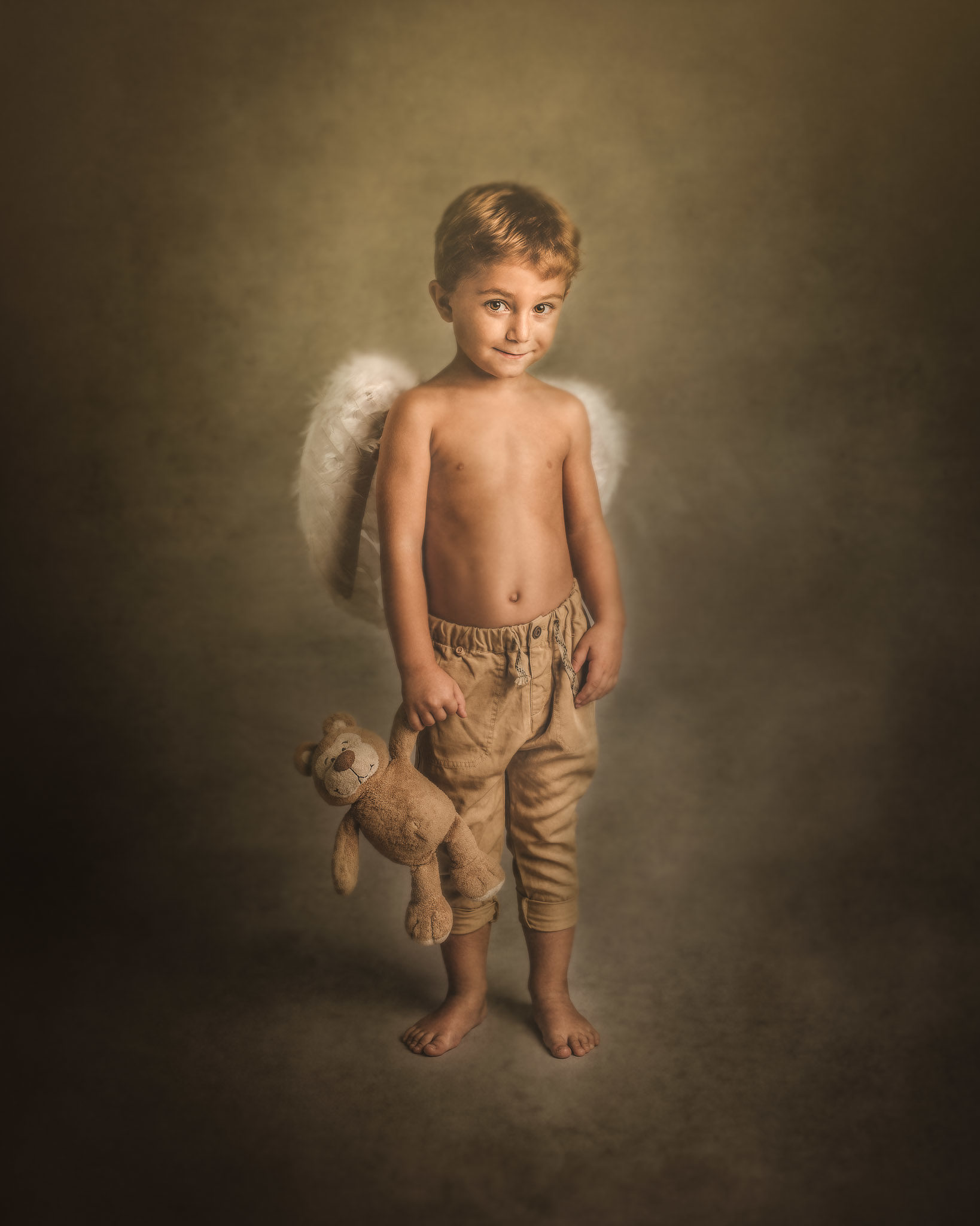 GAEL (4 AÑOS) – LITTLE ANGELS 2018