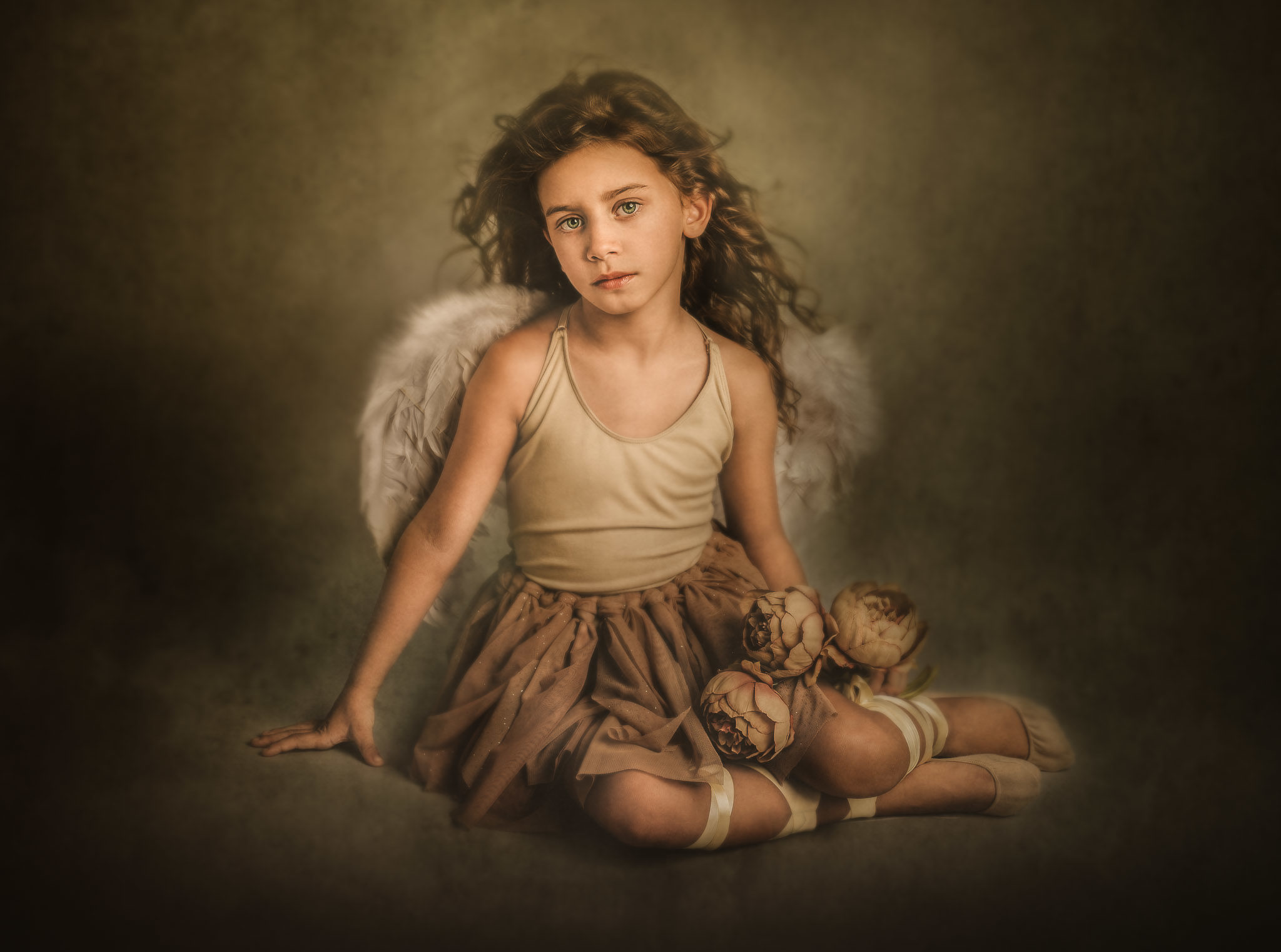 ALBA (7 AÑOS) - LITTLE ANGELS 2018
